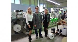 Russian converter BGS-Print installs Gidue MX2 press