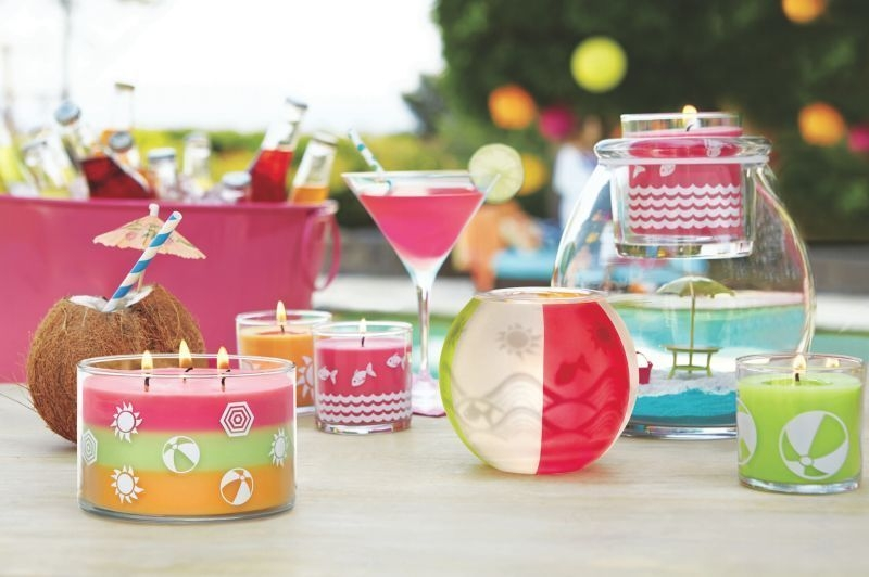 Summer's Here at PartyLite!