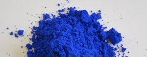 Licensing Agreement Reached on Brilliant New Blue Pigment Discovered by Happy Accident