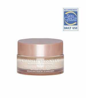 Christie Brinkley Skincare Earns Skin Cancer Foundation Seal