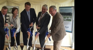 West Breaks Ground on New Facility in Ireland