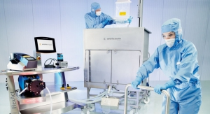 Single-Use Clarification System for High-Density Cell Cultures