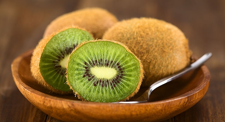 Kiwifruit to Rival Prunes & Probiotics in Digestive Health?