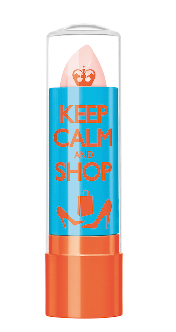 'Keep Calm' With Rimmel