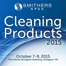 Lineup Set for Cleaning Products 2015