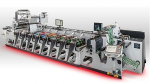 Omet launches new iFLEX label press