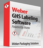 GHS LABEL design tool