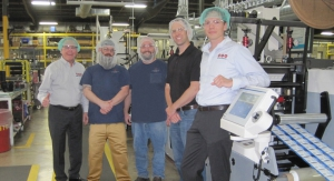 Outlook Group adds MPS EF flexo press