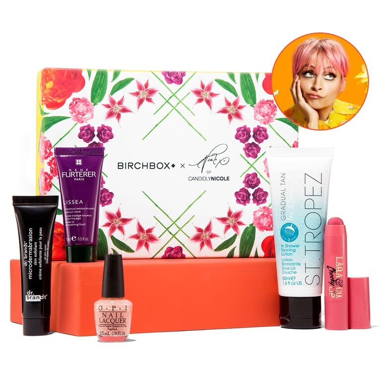 Birchbox X Nicole Richie Makes a Splash