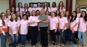 PPG Foundation Supports Woodstock High School WiSE Club Outreach Efforts