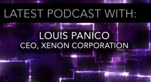 Louis Panico, CEO of XENON Corporation