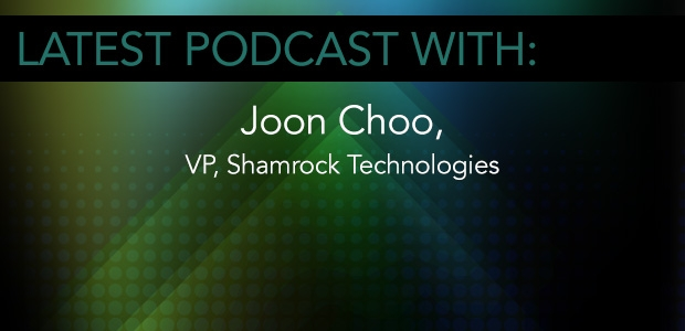Podcast with Joon Choo