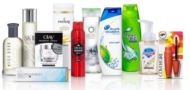 Annual Sales Down at P&G