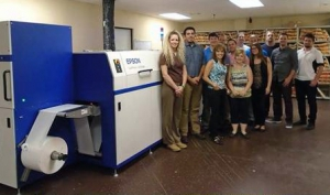 Label Print Technologies installs Epson SurePress digital press