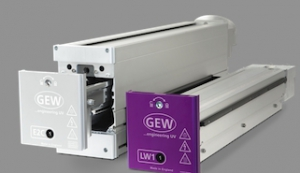 MPS equips presses with new GEW curing technology
