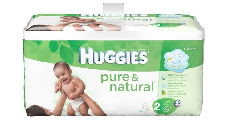Huggies Natural Care Diapers