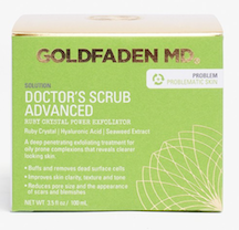 Goldfaden MD Debuts Doctor's Scrub Advanced