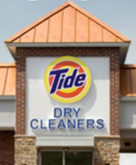 Tide Dry Cleaners Opens in Utah