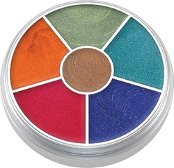 Color Circle for Professional Makeup