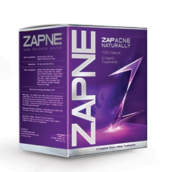 Zapne Introduces Natural Acne Treatment