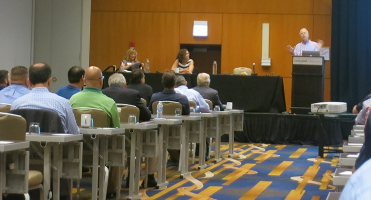 Experts talk trends at TLMI Technical Conference