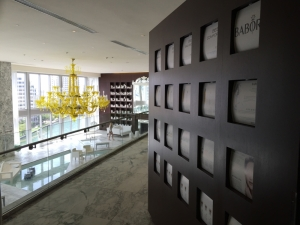 Spa Unveils Virtual Selling Wall