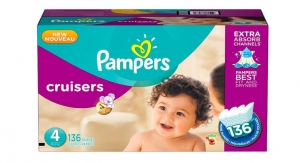 New Pampers Cruisers Claim to Reduce Diaper Sag...do they?
