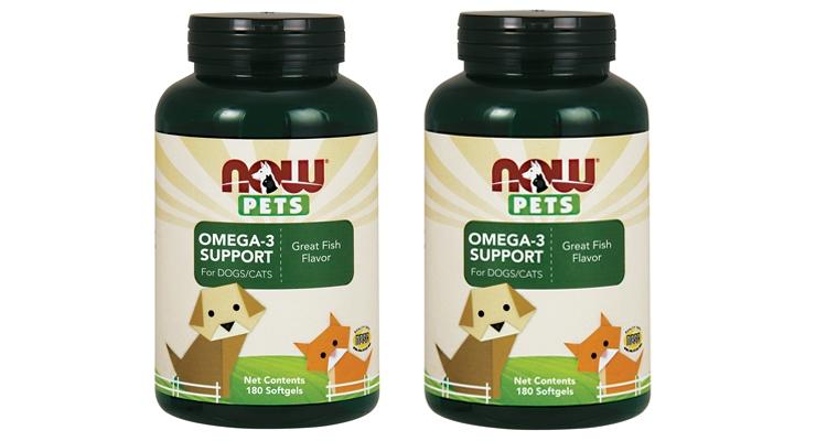 NOW Foods Debuts Pet Supplement Line