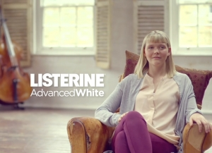 Smiles, and Even Some Tears, Via Listerine UK