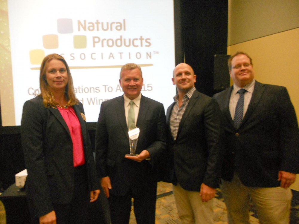 AAK USA Wins NPA Industry Champion Award