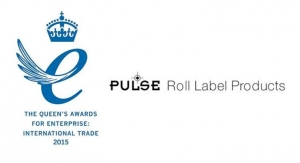 Earning Queen's Award for Enterprise Showcases Pulse Roll Label Products' Growth