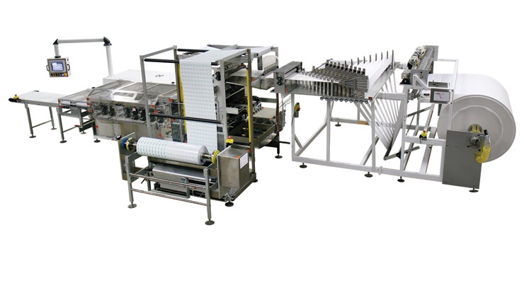 Circle Packaging Unveils New Machine