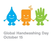 Global Handwashing Day is Oct. 15