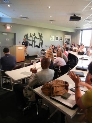 Cadence, Inc. hosts the Lead Virginia Class of 2011