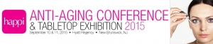 Anti-Aging Conference & Tabletop Exhibition 2015