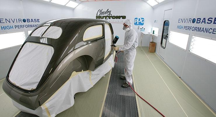 Car Paint Suppliers