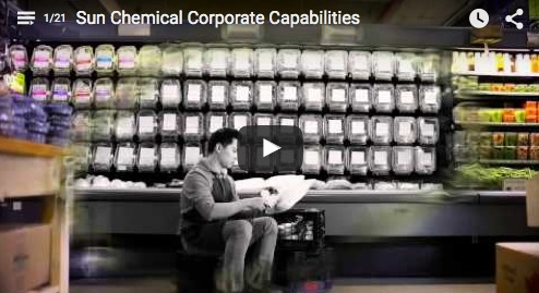 Sun Chemical Corporate Capabilities: 'Colorful Meaning and Impact'