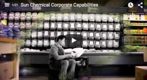 Sun Chemical Corporate Capabilities: