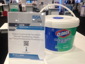 Clorox Commercial Wins in Vegas