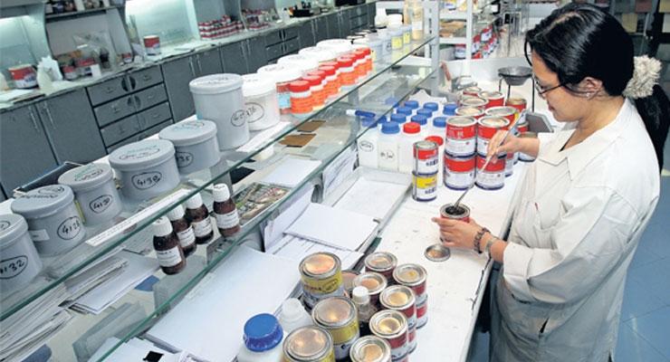 Company Profile: National Paints