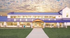 Valspar Case Study: Award Blue Greets Campers at The Center for Courageous Kids