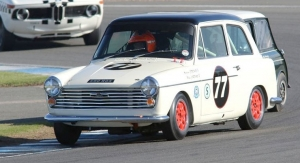 Jordan Selects Zircotec Ceramic Coating for Austin A40 Historic Touring Car