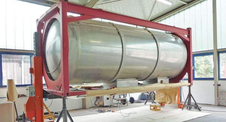 APC Re-Appoints HÜNI + CO as Sole ChemLINE Coatings Applicator in Europe for Tank Containers