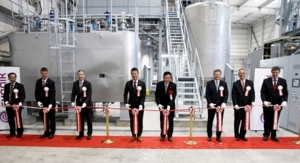 Evonik Opens Expanded Specialty Silica Production Facilities in Japan