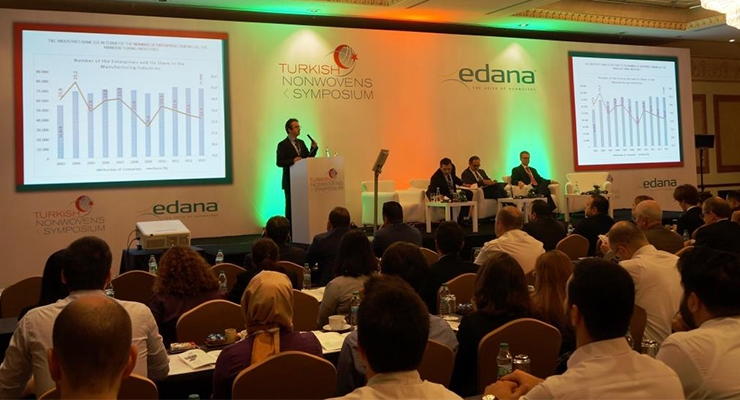 EDANA Wraps Up Turkish Nonwovens Symposium