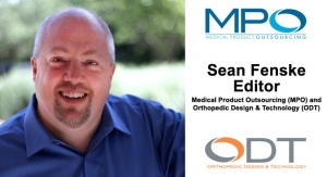 New Editor for Medical Product Outsourcing and Orthopedic Design & Technology