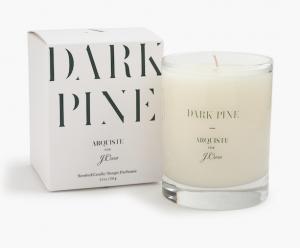 Arquiste X J.Crew Dark Pine Candle