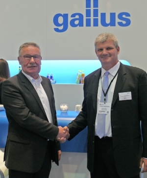 Gallus and Matho form North American partnership