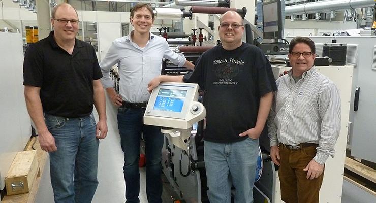 Nosco installs second MPS press