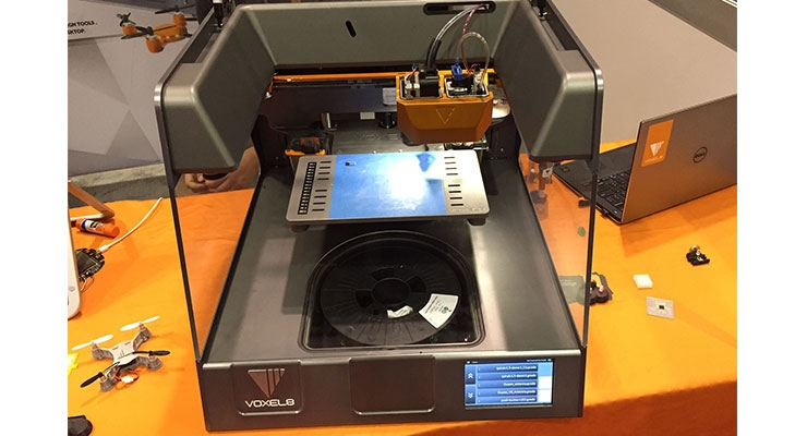 Voxel8 3D Electronic Printer